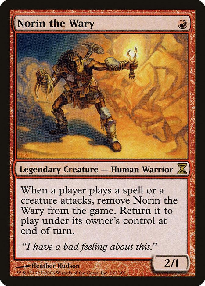 Norin the Wary - TSP