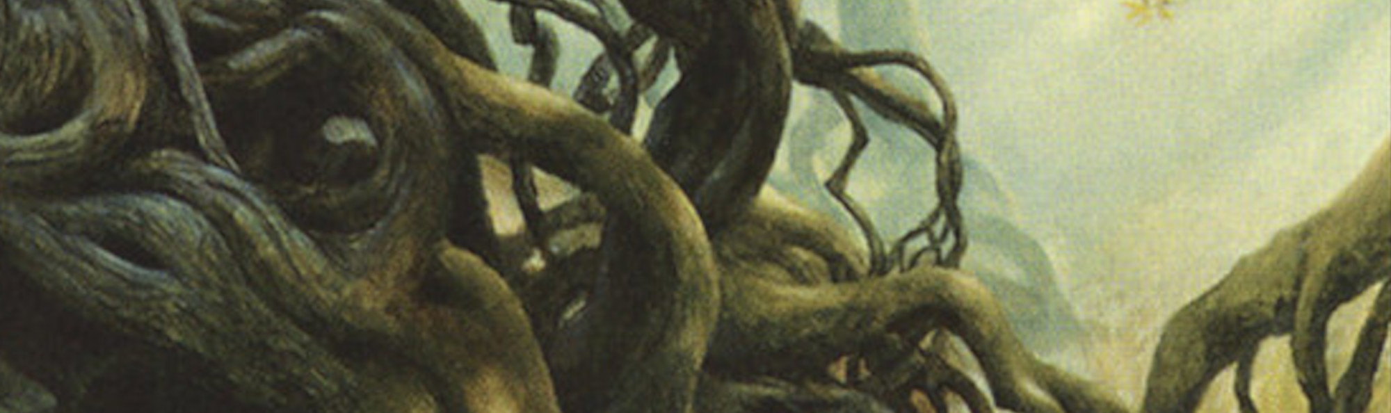 Wall of Roots - Iconic Masters - Banner